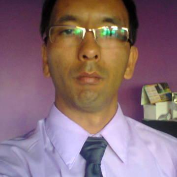 Arturo Infante Osorio, 35, Puebla, Mexico