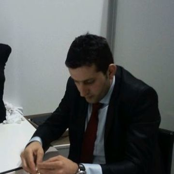 Murat Fidan, 36, Istanbul, Turkey