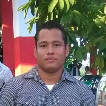 Thiago Cantillo, 30, Barranquilla, Colombia
