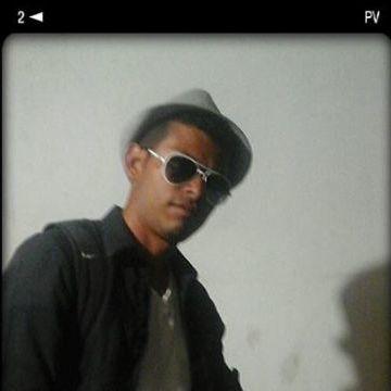 Javier Magallon, 28, Puebla, Mexico