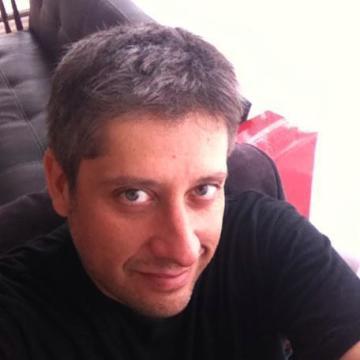 Gonzalo Brusco, 43, Santiago, Chile