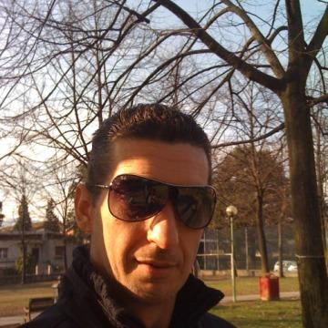 Renato Manessi, 44, Brescia, Italy