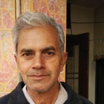 Achhru Ram Gautam, 65, Ambala, India