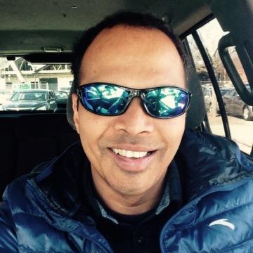 Sanjeev Kale, 47, Cambridge, United States
