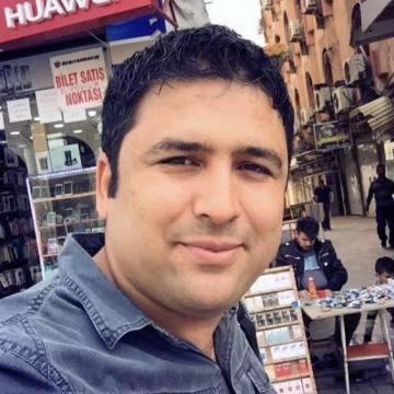 Şehmus Aslan, 30, Irbil, Iraq