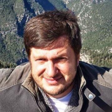 Mert Kalkavan, 33, Mersin, Turkey