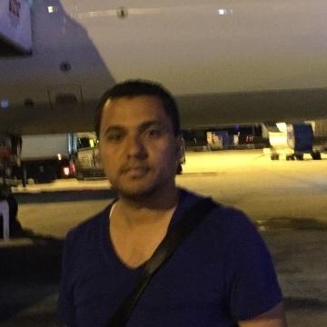 Mohamed, 34, Istanbul, Turkey
