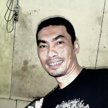 Ryborn Siahaan, 44, Medan, Indonesia