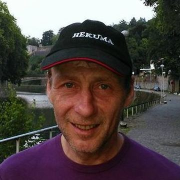 Francis Hance, 53, Namur, Belgium