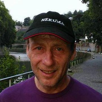 Francis Hance, 54, Namur, Belgium