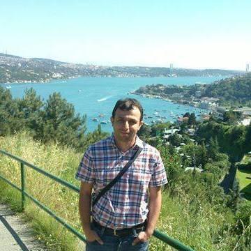 Zafer Artun, 36, Antalya, Turkey