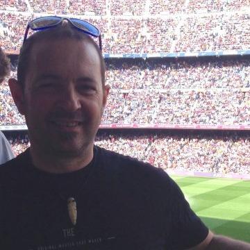 Cesc Coher, 44, Barcelona, Spain