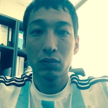 Sergey Garipov, 28, Busan, South Korea