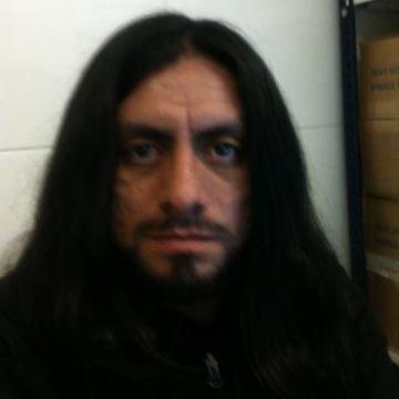 Eddie Ramirez, 34, Santiago, Chile