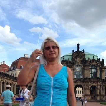 Ljudmila, 47, Prague, Czech Republic