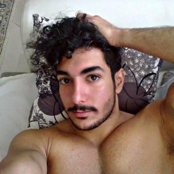 Cem Bilici, 27, Istanbul, Turkey