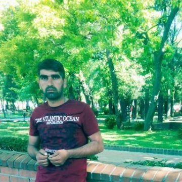Şemseddin Zeyrek, 29, Istanbul, Turkey