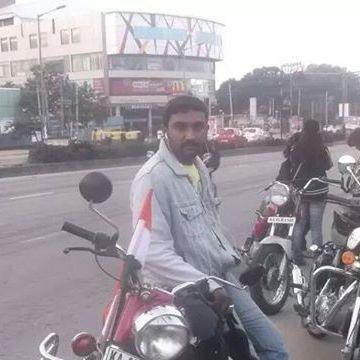 Dwarak Dayalu, 40, Bangalore, India
