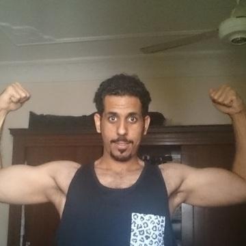 Khalid, 29, Jeddah, Saudi Arabia