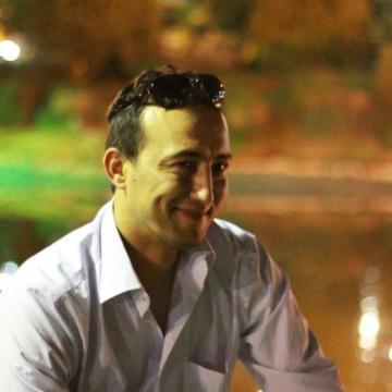 Mustafa Kaymak, 36, Izmir, Turkey