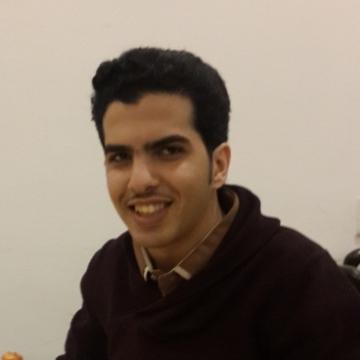 Ahmed, 29, Jeddah, Saudi Arabia