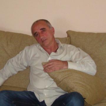 Zura Kakachia, 52, Tbilisi, Georgia