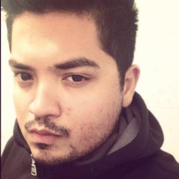 Mazhar Ahmed, 26, Dubai, United Arab Emirates