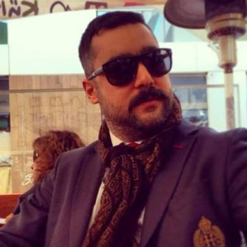 muratalper, 32, Ankara, Turkey