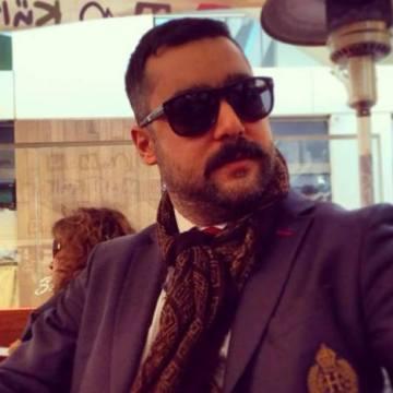 muratalper, 31, Ankara, Turkey