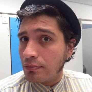 Leandro Pinto, 33, Palencia, Spain