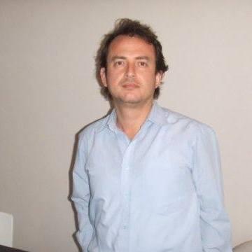 Uygar Akyıldız, 45, Istanbul, Turkey
