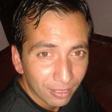 Gustavo Aguirre, 38, La Rioja, Argentina