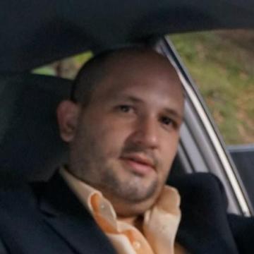Carlos Echeverri, 37, Medellin, Colombia