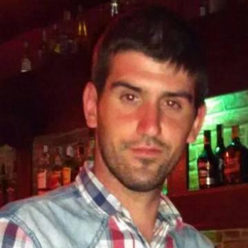 Ivan Paz, 30, Madrid, Spain