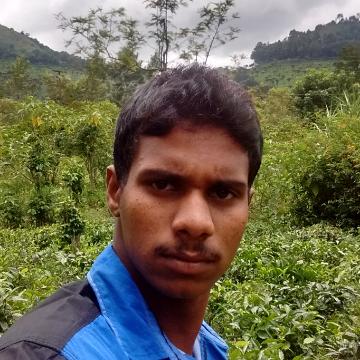SUGUMAR, 22, Ooty, India