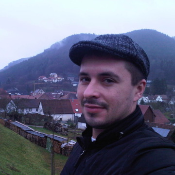 Roman Maschtaler, 36, Karlsruhe, Germany