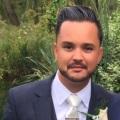 Danny Jones, 32, Dubai, United Arab Emirates