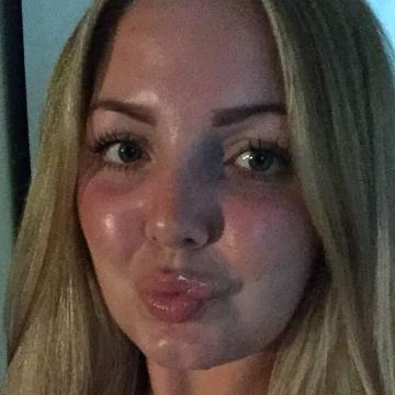 Elvira , 22, Uppsala, Sweden