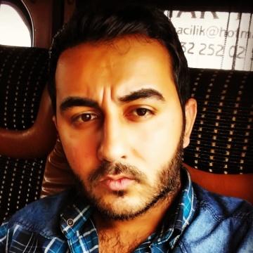 Serhat, 24, Izmir, Turkey