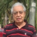 Gulshan Kumar, 78, Mumbai, India