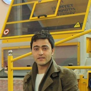 Tayfun Drek, 33, Istanbul, Turkey