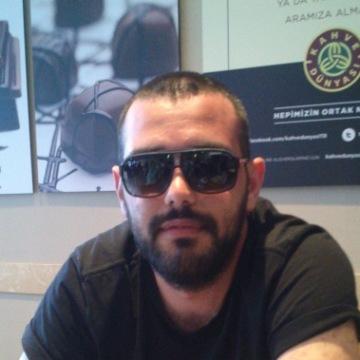 Mehmet Köksal, 28, Istanbul, Turkey