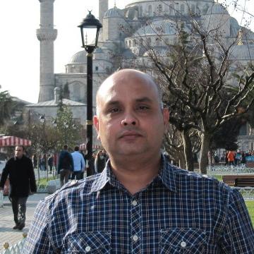 Manish Kumar Shanta, 41, Kishinev, Moldova