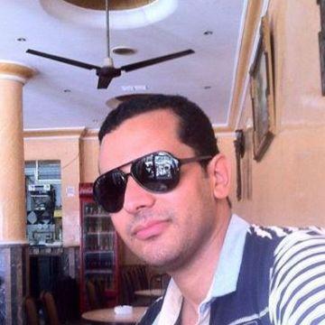 Oussama Sahri, 25, Martil, Morocco