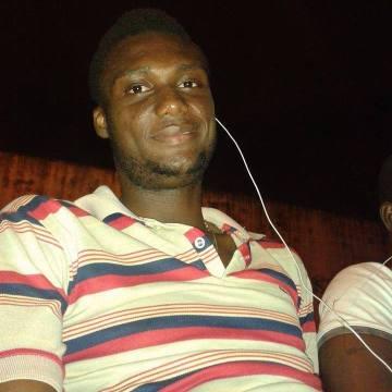 Rover Jokotola Bagnon, 26, Abidjan, Cote D'Ivoire