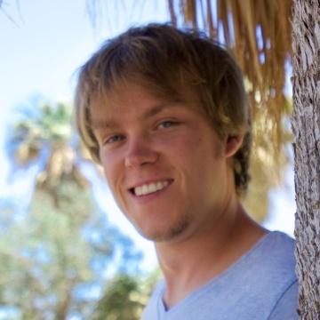 Alexander Pohlmann, 27, Tucson, United States