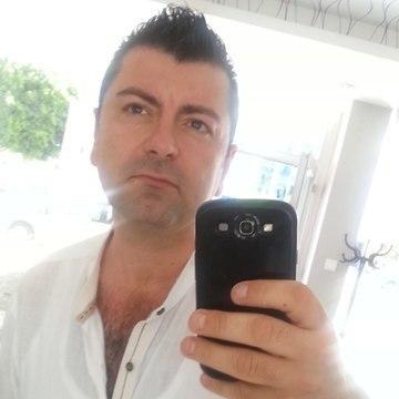 Tolga Gezer, 34, Antalya, Turkey