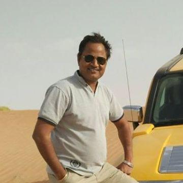 Rahul Kumar, 36, Abu Dhabi, United Arab Emirates