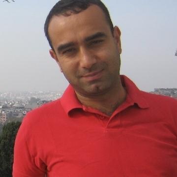 Serkan, 41, Istanbul, Turkey