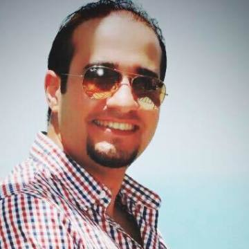 Yasser H, 37, Abu Dhabi, United Arab Emirates